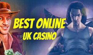 To play the best UK casino online at egaminghall.com