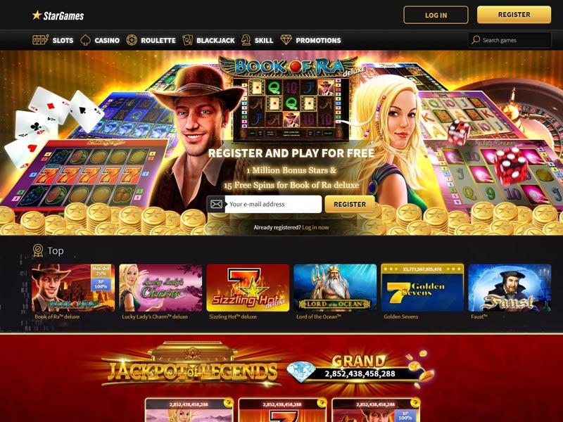 Star Game Casino Online