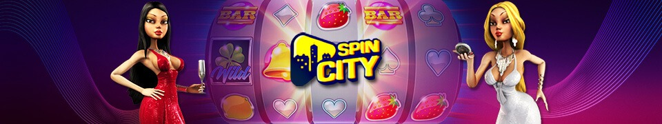 Casino Spin City Casino – 100 free spins and a 100% starting bonus