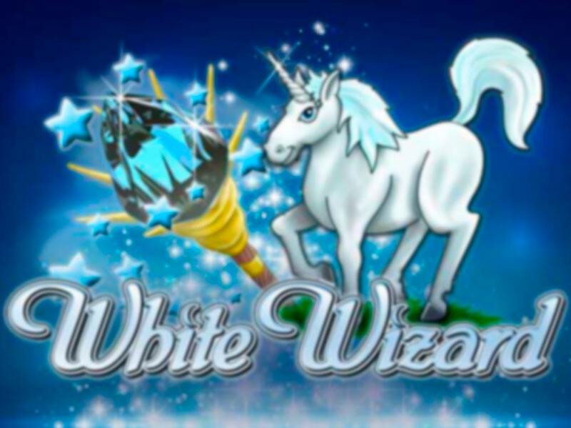 White Wizard Slot