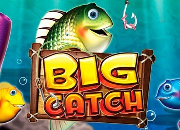 Big Catch Slot Machine