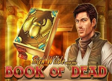 Book of Dead Slot Uk