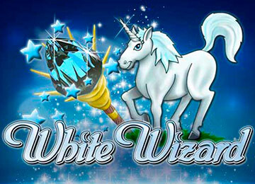 White Wizard Slot Machine