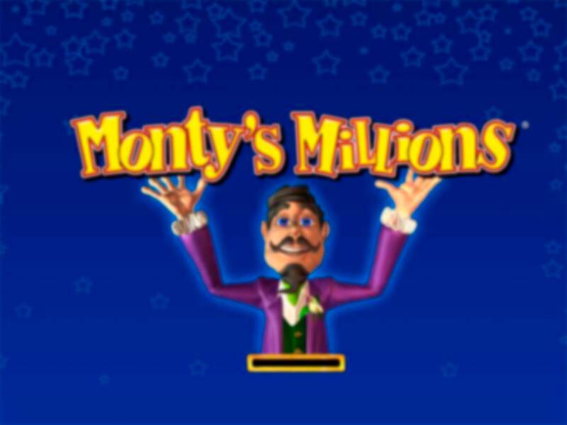 Montys Millions Slot