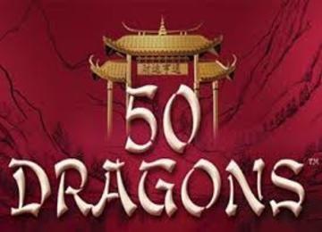 50 Dragons Slot Machine
