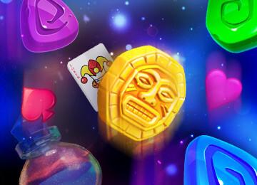 Sun Moon Slot Machine