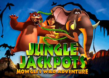 Jungle Jackpots Slot Machine