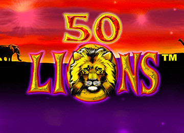 50 Lions Slot Machine