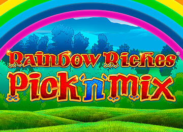 Rainbow Riches: Pick 'n' Mix Slot Machine